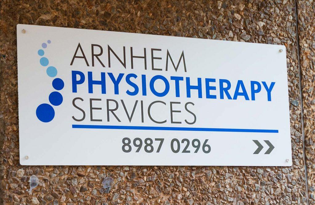 Clinic Signage